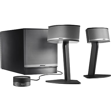 Bose® – Ensemble d'enceintes multimédia Companion® 5