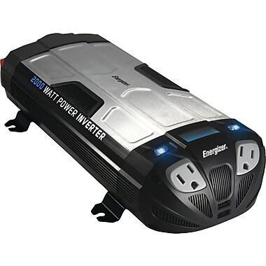 ENERGIZER EN2000 12-Volt Power Inverter (2,000 Watt)