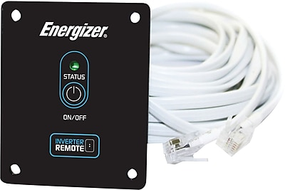 Energizer Enr100 Remote With 20-ft Cable