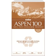 Boise ASPEN 100 Multi-Use Recycled Paper, 8 1/2 x 14, White, 5000/Carton (054924)