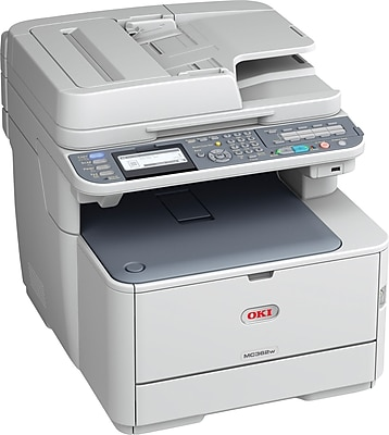 OKI MC362w Color Laser All-in-One Printer (OKI62441804)