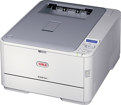 Oki C331dn Color Laser Printer (OKI62443601)