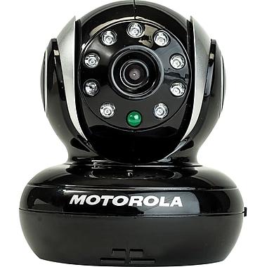 Motorola Blink 1 Wi-Fi Baby Video Monitor, Black