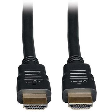 Tripp Lite P569-003 3' HDMI Audio/Video Cable, Black