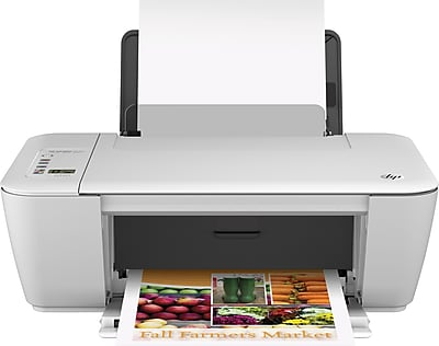 HP Deskjet 2540 All-in-One Printer (A9U22A#B1H)