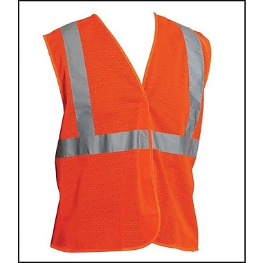 PIP ANSI Class 2 Mesh Safety Vest, Orange