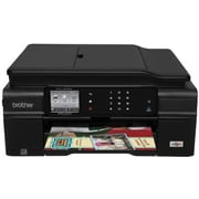 Brother MFC-J650dw Color Inkjet All-in-One Printer (MFCJ650DW)