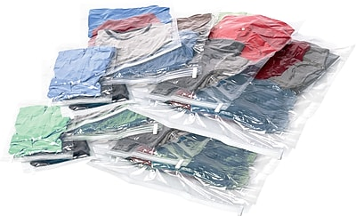 Samsonite Travel Accessories Compression Bags, 12 Piece Kit