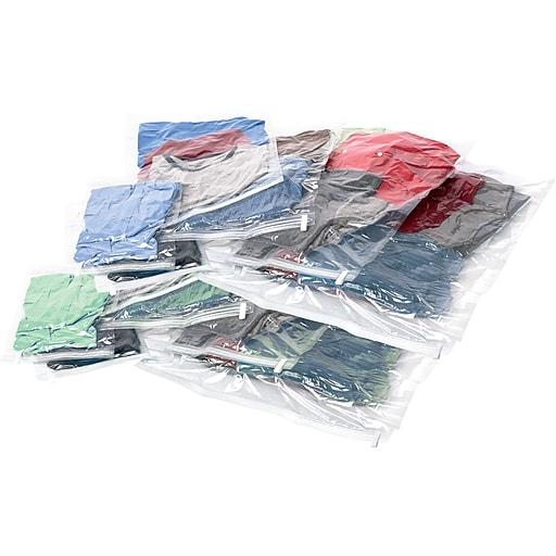 Samsonite Travel Accessories Compression Bags, 12 Piece Kit