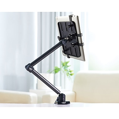 The Joy Factory Unite™ Universal Tablet Carbon Fiber Clamp Mount