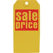 "Crownhill Sale Price Tag, 5-1/4"" x 2-3/8"""