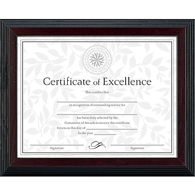 Stepped Award/Certificate Frame