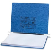 "Acco Presstex Hanging Data Binders, Post Fastener, 6"", Light Blue"