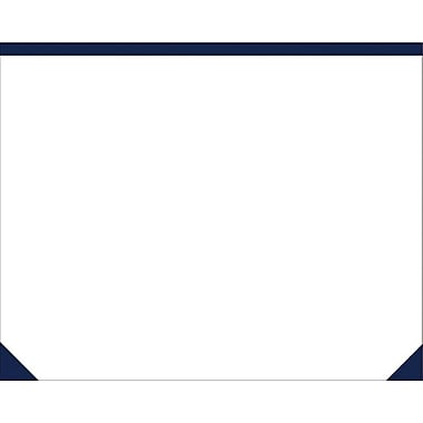 Blueline Eco Plain Desk Pad, 21-3/4