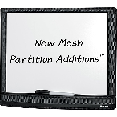 Fellowes Mesh Partition Additions™ Dry-Erase Board, 11