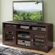 "Sonax® West Lake 60"" Wood/Veneer TV Bench, Dark Espresso"