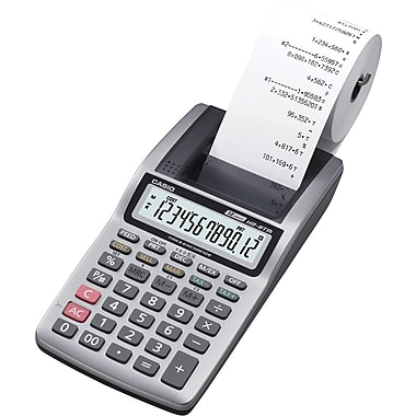 Casio Plus Handheld Printing Calculator (HR-8TM)