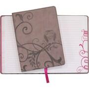 "Mead® Owl Fashion Journal, 5 - 3/4"" x 8"", 104 Sheets"