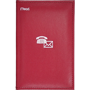 Mead® Index Telephone and Address Book, 5 - 1/8