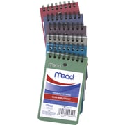 "Mead Poly Memo Book, 3"" x 5"", 100 Sheets"