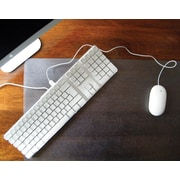 "Desktex® PET 100% Recycled Desk Mat, 19"" X 24"""