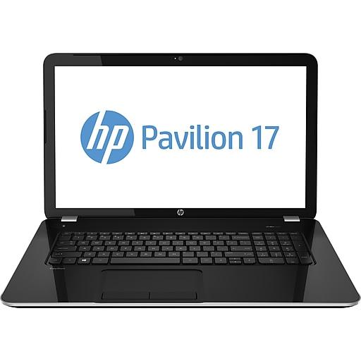 "HP Pavilion 17-e146us 17.3"" Refurbished Notebook, Intel i3, 6GB Memory, Windows 8 (E0J99UA#ABA)"