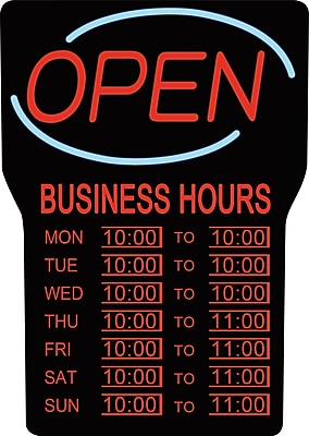 Retail Signage, Sign Holders & Accessories