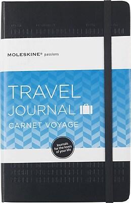 Moleskine Passion Journal - Travel, Large, Hard Cover, 5