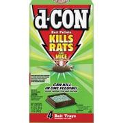 d-CON® Bait Pellets, 12 oz., 12/Cs