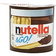 Nutella® on the Go Hazelnut Spread and Breadsticks, 1.8 oz., 12/Box
