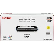 Canon® 111 Yellow Toner Cartridge (1657B008)