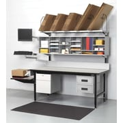 Calstone Shipping/Packing Station, Black/Silver