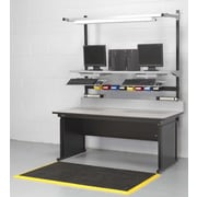 Calstone Testing/Assembly Station, Black/Silver