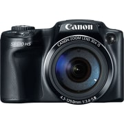 Canon Powershot SX510 HS Digital Camera, Black