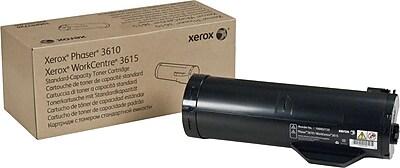 Xerox Black Toner Cartridge (106R02720)