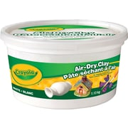 Crayola Air Dry Clay, White, 1.13 KG