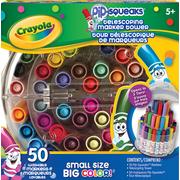 Crayola® Telescoping Marker Tower, 50/Pack