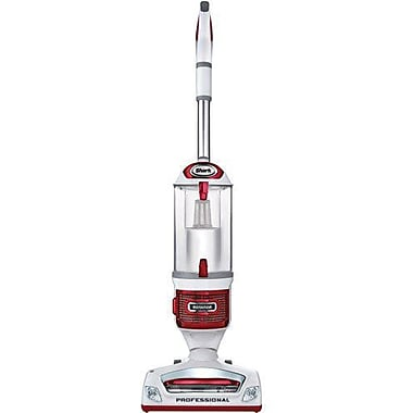 Shark Pro Rotator Upright Vac White/Red