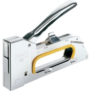 Rapid Staple Gun, Light Duty, Flat Wire