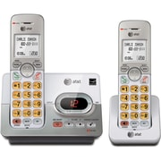 AT&T DECT 6.0 EL52203 2-Handset Cordless Phone with Answering System