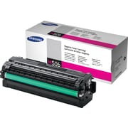 Samsung CLT-M506L Magenta Toner Cartridge, High Yield (CLT-M506L/XAA)