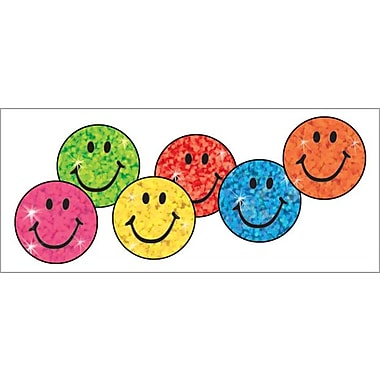 TREND - Autocollants Colorful Smiles superSpots® - Éclat