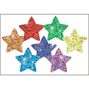 TREND Colorful Stars superSpots® Stickers - Sparkle