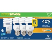 Globe® 9 Watt T2 Soft White Light Bulb