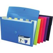 Winnable® - Classeur expansible en poly à 7 pochettes