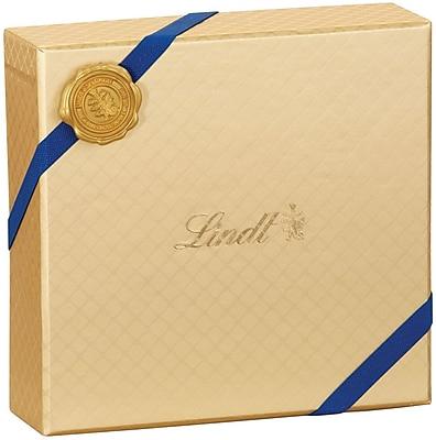 Lindt® Emblem Lindor Truffle Gift Box, Gold
