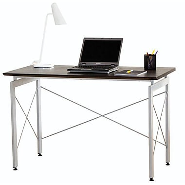 TechniMobili RTA-2012-CH Writing Desk, Chocolate