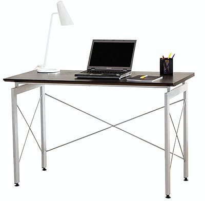 Techni Mobili Writing Desk, Chocolate