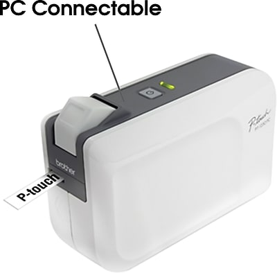 Brother® PT1230PC PC Connectable Label Maker