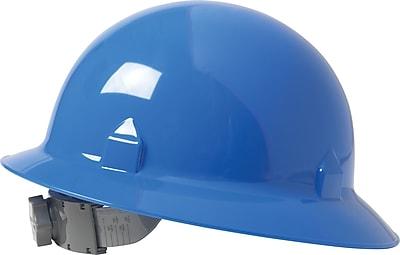 Jackson Safety® Blockhead™ Safety Hard Hat, 8 Point Ratchet, Blue